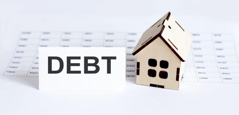 Zadłużenie nieruchomości komercyjnych