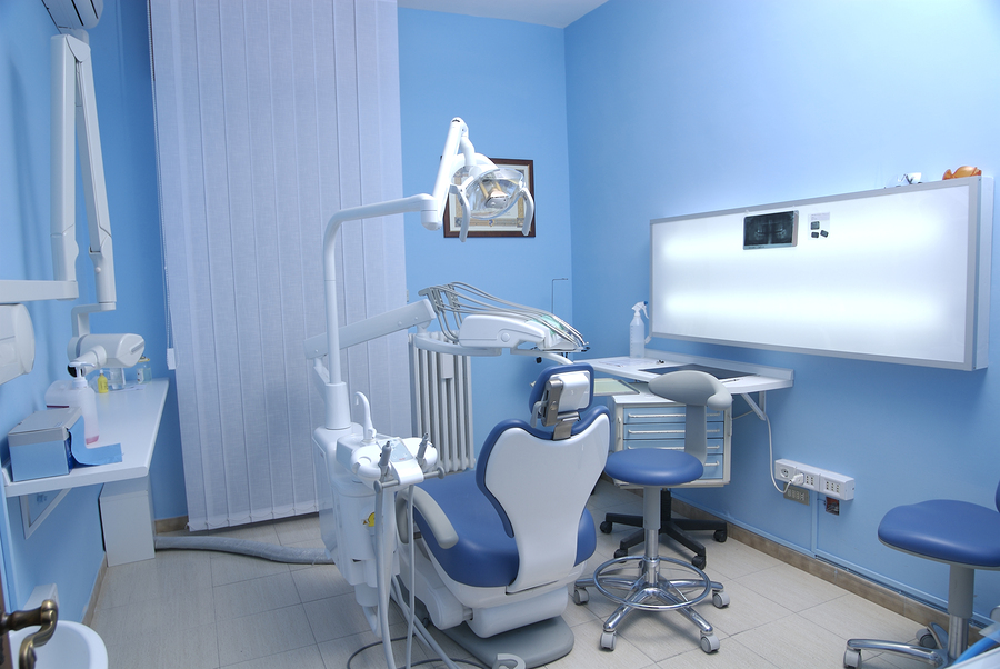 Modern Dentist'S Chair