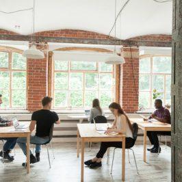 Więcej przestrzeni coworkingowych