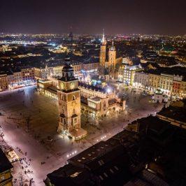 Rynek nieruchomości komercyjnych w Krakowie