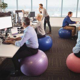Wellness w biurowcach